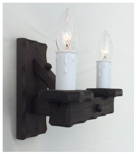 Rustic Wall Lights